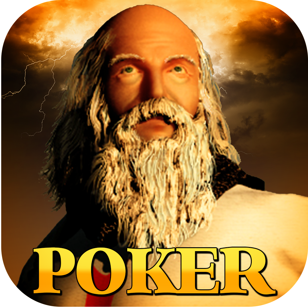 Ancient Olympus God Poker Card Riches - the Greek Myth Style of Casino Game-s Free